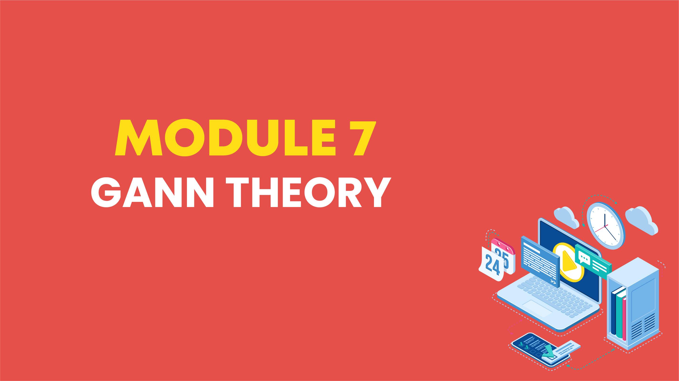 MODULE 7: GANN THEORY